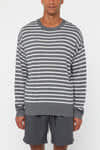 Sweater 3662 Dark Gray Stripe 9